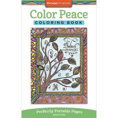 Color Peace Coloring Book