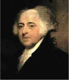John Adams, signer of the Declaration and the 2nd President of the U.S.A.    A great man; very misunderstood.