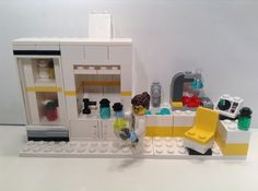 If you're passionate about STEM and Legos, show your support to turn this Lego chemistry lab into a reality!