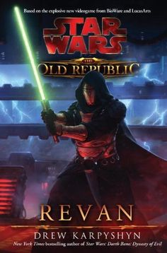 Revan: Star Wars (The Old Republic) (Star Wars: Old Republic) by Drew Karpyshyn. $13.46. 289 pages. Publisher: LucasBooks (November 15, 2011). Author: Drew Karpyshyn
