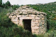 Barraca de pedra seca http://www.panoramio.com/photo/93317596