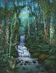 Agua Dulce / Waterfall Spirit