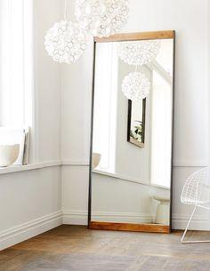 mirror images.