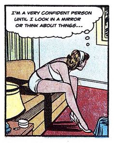 Womens Style Discover Comic Girls Say. Better to hurt him now than to make him live a lifetime of regrets. Comics Illustration, Illustrations, Bd Comics, Comics Girls, Comic Books Art, Comic Art, Bd Pop Art, Caricature, Vintage Pop Art