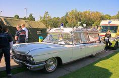 Cadillac 6029 E ambulance  [1960]