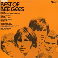 Bee Gees - The Best of the Bee Gees; SO sad that only Barry is left... RIP Brothers Gibb, thank you for your music.