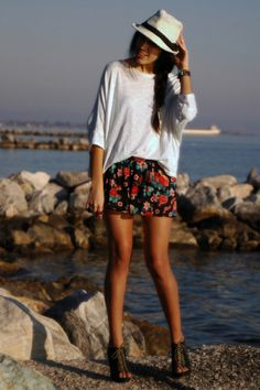 Flowers on th rocks | Women's Look | ASOS Fashion Finder