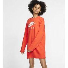 Nike Air Fleecekleid für Damen (große Größe)