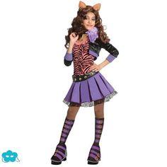../Disfraz de Clawdeen Wolf de Monster High Deluxe para niña