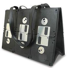 18 formas de reciclar tus diskettes-cartera con diskette 2
