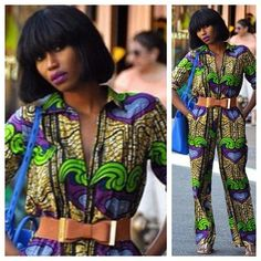 We though you would love to see some of our Random Ankara Styles.. Enjoy.