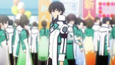 The Irregular at Magic High School Episode #03 Anime Review