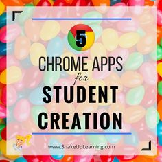 Using Google Chrome for Student Creation The Google Chrome browser is so much more than just way to search the web and access Google Drive. Google Chrome and Chromebooks offer easy access to web tools or Chrome Apps that can help students demonstrate their learning in new ways. Often time, I find myself dazzled by …