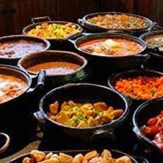 love brazilian food