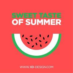 Sweet taste of Summer - by XD Design