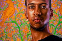 Image result for Kehinde Wiley's