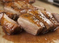 Not everyone is a fan of duck, but if you like it, you need to try this. The maple glaze is slightly spicy and sweet and gives the duck a really nice flavor.