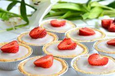 "Sökresultat för ""Mazariner"" – Hannas bageri Panna Cotta, Cheesecake, Ethnic Recipes, Desserts, Food, Dulce De Leche, Meal, Cheesecakes, Deserts"