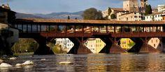 Il Viaggiatore Magazine - bassano del Grappa e Ponte degli Alpini - Bassano del Grappa, Vicenza