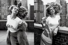 "ISSUE 5 PREVIEW: GIGI IS BACK! The ""perks"" of being Gigi Hadid Photographed by Sebastian Faena  Photography Sebastian Faena   Pun intended, a perked u..."