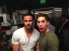 We followed Orphan Black's Dylan Bruce to see what it's like behind the scenes at SDCC