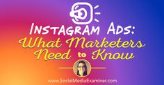Social Media Marketing Podcast 220. In this episode Jenn Herman explores how you can succeed with Instagram ads.