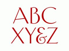 Irvin typeface update