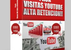 Te envío 5.000 VISITAS a tu VIDEO YOUTUBE REALES Alta Retención