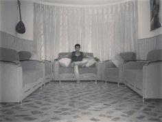 The Kurdish musician Diyar Üren, when he was a kid