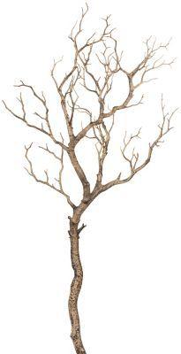 Deko-Ast, braun, 94 cm € 10,95 Vielseitig zu dekorieren, z.B. nach Jahreszeiten, als Beleuchtungsobjekt mit Lichterketten etc.