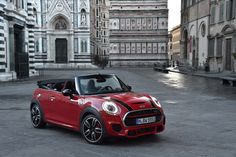 The New Mini John Cooper Works Convertible John Cooper Works now launches the second top athlete of the new model generation; new Mini John Cooper Works Convertible invites racing fans to enjoy...