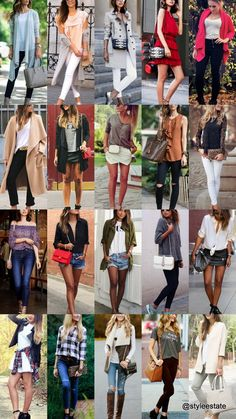 Fashion Trends Daily - 20 Great Fall Outfits On The Street