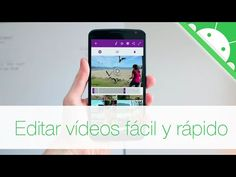 EDITA Y PON EFECTOS A TUS VIDEOS - YouTube