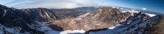 Mt St Helens Caldera Panorama [17114 x 6245] [OC] #reddit