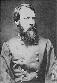Seth Maxwell Barton (8 Sep 1829 – 11 Apr 1900) was a US Army officer and, then, a brigadier general in the Confederate States Army during the American Civil War. He later became noted as a chemist. Released following a prisoner exchange, Barton was assigned command of the Virginia brigade once led by Lewis Armistead, serving under Maj. Gen. George Pickett.