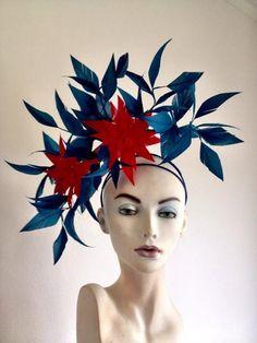 Brett Morley headpiece. Really lovely