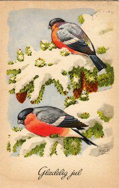 Vintage christmas  (Scandinavian)