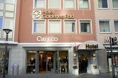 http://cph-hotels.com/ Hotel Ulm - City Partner Hotel Goldenes Rad