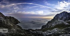 Mar de Nubes by Jose Luis Pastor (Cantó) on 500px Mountains, Nature, Travel, Clouds, Pastor, Scenery, Naturaleza, Voyage, Trips