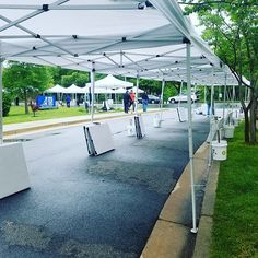 Featuring our 10x10 economy style tents at the annual AWLA Walk for the Animals 2017 in Arlington. Choose our economy tents for your next event..installation and breakdown is included in our delivery price! #AWLA #walkfortheanimals #arlington #dc #animalwelfareleague #adoptanimals #awlaarlington #eventrentalsdc #events #tents @awlaarlington
