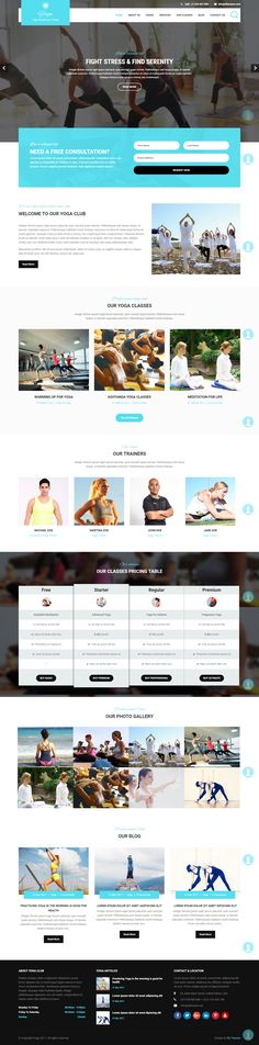 Yoga WordPress themes is best use for spa and yoga classes sites