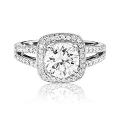Scott Kay Luminaire Engagement Ring