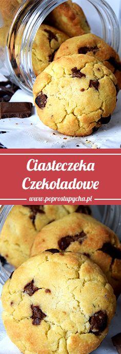 Najlepsze mocno czekoladowe ciasteczka! :) lepsze niż cokolwiek innego! Zawsze mam do nich słabość :) Link do filmu: https://www.youtube.com/watch?v=tkMFvWKFCM0 Przepis krok po kroku: http://poprostupycha.com.pl/czekoladowe-ciasteczka-2/