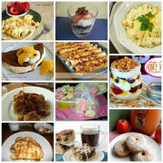 Hezzi-D's Books and Cooks: Mother's Day Brunch Round Up
