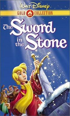 1963 The Sword in the Stone... one of my all time favorite Disney movies <3
