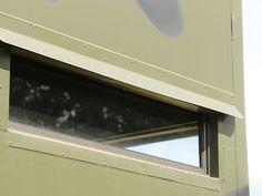 Deer Blind Window For Your Hunting Season Visor2 Deer