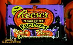 Reese's Peanut Butter Pumpkins Halloween #Packaging