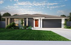 Integrity Home Designs: Horizon 30. Visit www.localbuilders.com.au/builders_nsw.htm to find your ideal home design in New South Wales