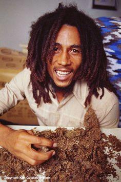 Vintage Photos of Bob Marley You've Never Seen
