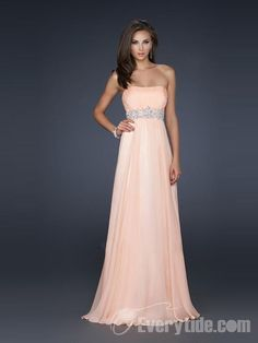 Wholesale A-Line Strapless Crystal Formal Military Ball Gowns